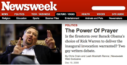 Newsweekwarrendebate
