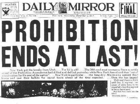 AAA prohibition