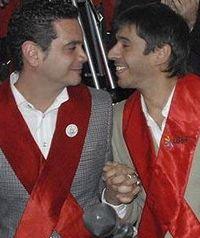 Alex jose argentina gay marriage