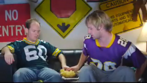 Mancrunch gay dating site superbowl commercial