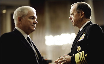 Defense secretary robert gates mike mullen dont ask dont tell
