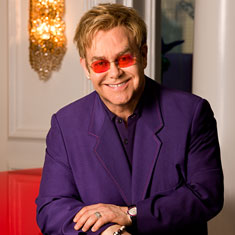 Elton john jesus super intelligent gay man parade
