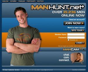 Manhunt_login