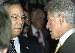 Colin powell bill clinton dont ask dont tell
