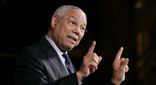 Colin powell caveat dont ask dont tell