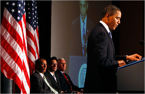 President obama house republicans baltimore question time