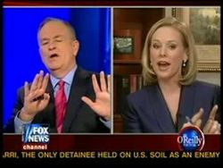 Bill oreilly margaret hoover gays in the military dont ask dont tell