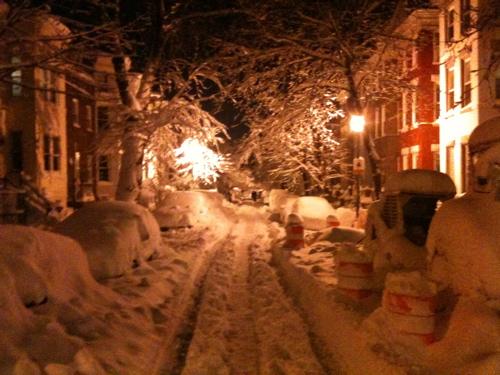 Dc winter wonderland