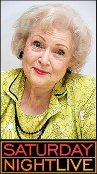 Betty white to host snl