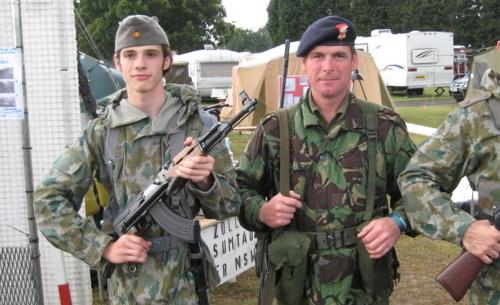 British army 1960s