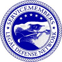 Sldn logo servicemembers legal defense network gays in the military dont ask dont tell