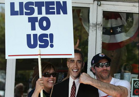 Tea party movement obama gay rights