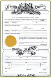 Montanamarriagecert