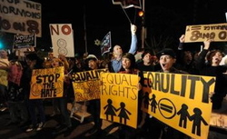 Prop8streetprotesters