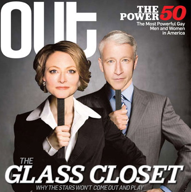 Gay gossip maven Michael Musto penned the current cover story of Out ...