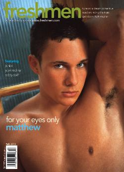 ... and Out, published monthly, when local gay publications publish weekly ...