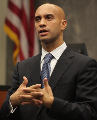 As a candidate two years ago for mayor of Washington D.C., Adrian Fenty ...
